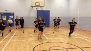 Glasgow Girls Fc U15 Youth Training