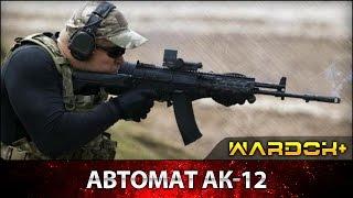 Автомат Калашникова АК 12, 5 поколение оружия / Wardok+