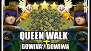 QUEEN WALK + GOWIWA/GOWIVA | Let's play Clash of Clans | LP CoC | Th9 vs. RH9 | DEUTSCH/GERMAN