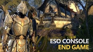 ESO End Game Gearing (Console Gameplay)