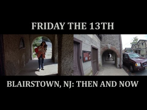 Visiting a Friday the 13th Filming Location: Blairstown, NJ