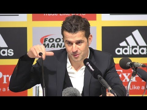 Watford 1-1 Tottenham - Marco Silva Post Match Press Conference - Premier League #WATTOT