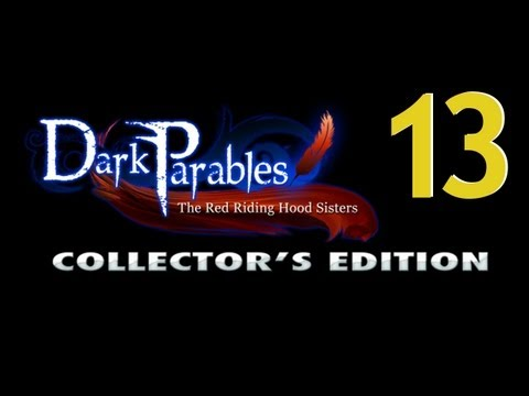 Dark Parables 4: Red Riding Hood Sisters CE [13] - Bonus: Boy Who Cried Wolf 1/3