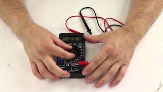 Digital Multimeter Affordable & Easy To Use With Advanced Features