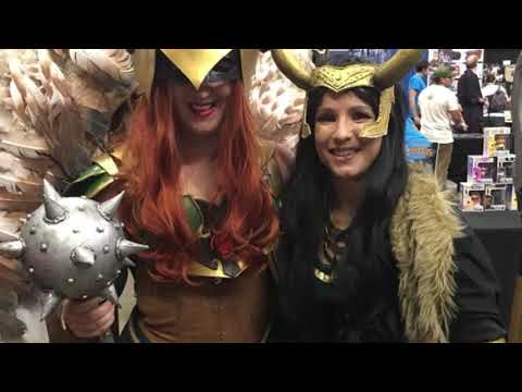 Bell county comicon 2018