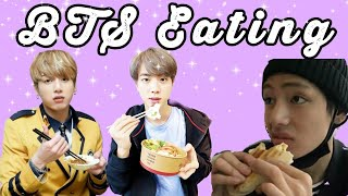 BTS Eating Moments