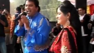Miss Pooja And Manjit Rupowalia Live Performance  BAZZI / SAFARI songs
