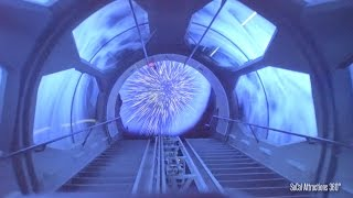 [Excellent Low Light] FULL HyperSpace Mountain POV Ride - Star Wars: Season of the Force