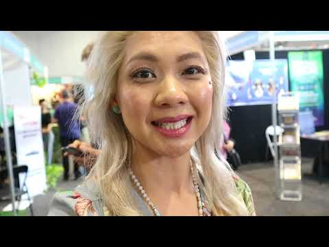 VLOG 86  - You'll love the Mind Body Spirit Expo Sydney 2017