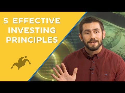 How to Invest: 5 Effective Investing Principles