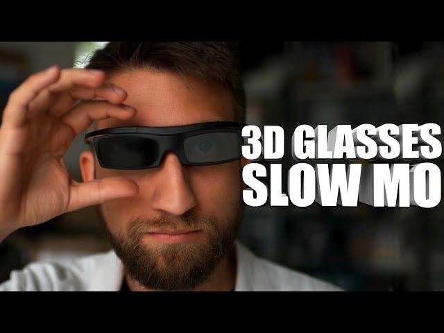 Slow Mo Guys показали работу плазменного экрана в замедленной съемке
