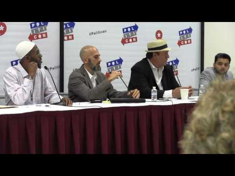 PolitiCon- Islam / Robert Davi panel reveals chasm, complexity (part 1)