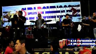 La Hipocresia - Anthony Muzante & Orq N'Talla - Cubadomingos 20-01-13 ( WwW.TeamChorrillana.CoM)