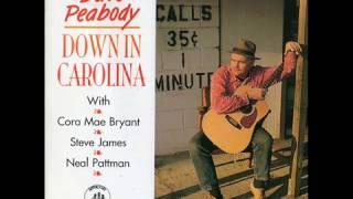 Dave Peabody - Down In Carolina (1996)