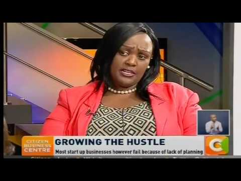 Business Centre: Growing the Hustle