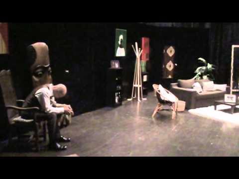 L'au dela de Ludo - Kuala-Lumpur - Kopi Theatre