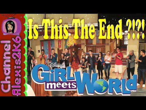 GIRL MEETS GOODBYE! | GIRL MEETS ILHA DAS FLORES | Is This the Final Episode of Girl Meets World?