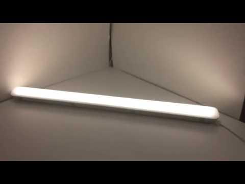 Светодиодный светильник для влажных и пыльных помещений FL-LED LSP 120-40W 4200K