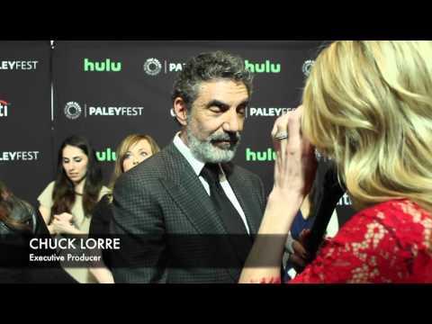 Chuck Lorre talks Big Bang at Paleyfest 2016