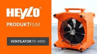 Axiallüfter FD 4000 [Heylo]: Wie (und wann) verwende ich einen 6-in-1 Flächenventilator?