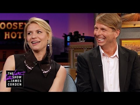 What's It Like to Party w Claire Danes & Jack McBrayer