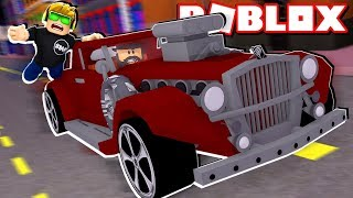 BUYING A SHOW CAR HOT ROD in ROBLOX VEHICLE SIMULATOR | DRAG RACES | CAR STUNTS