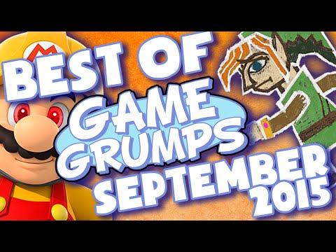 BEST OF Game Grumps - Sept. 2015