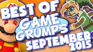 BEST OF Game Grumps - Sept. 2015