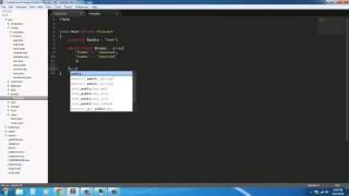 Laravel 4 Basics: Eloquent and Models