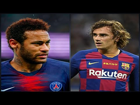 NEYMAR CONFRONTS GRIEZMANN!!! | Barcelona Group Chat #1