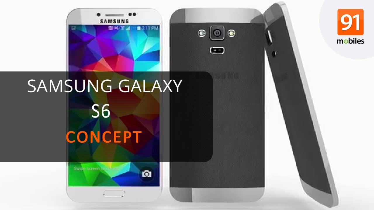 Samsung Galaxy S6: Concept - YouTube