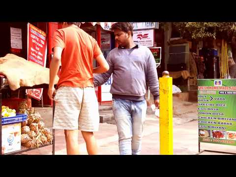 FAKE MONEY PRANK |Social Test  |Bangalore|India|