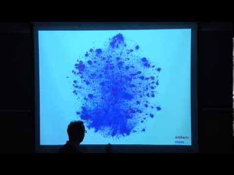 """""""Narrating with Networks: Making Sense of Event Log Data with Socio-Technical Trajectories"""""""