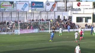 Resumen Atco Sanluqueño-Linares 2-1  Segunda División B Grupo IV