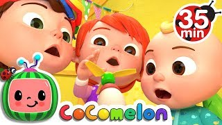 Humpty Dumpty + More Nursery Rhymes & Kids Songs - CoComelon