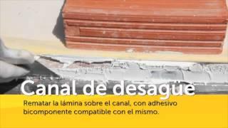 DRY80 Lamina | Sobre Hormigón