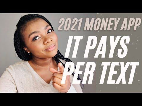 Money Making Apps|Get Paid To Receive Text Messages (Make Money Online 2021)