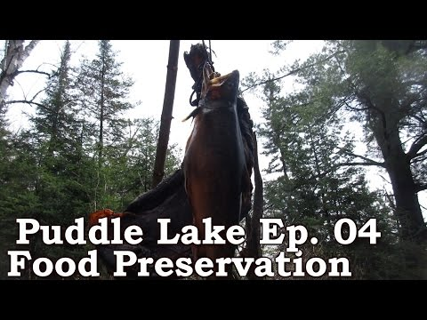 """Puddle Lake"" Expedition (part 4 of 9): Food Preservation, Potable Water & Timing"