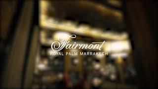 La Fan Zone du Fairmont Royal Palm Marrakech