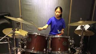 五月天_天使_Drum cover by 書羽