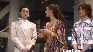 2015.1.30(金)東京国際フォーラムCホールにて行われた、ミュージカル...