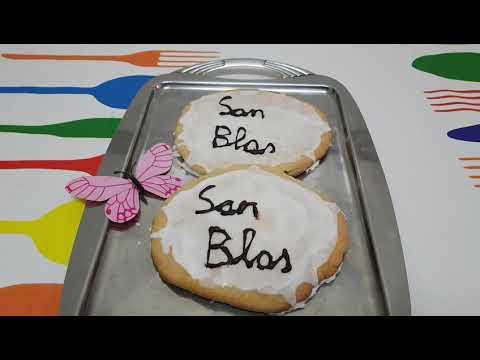 Torta de San Blas - Recetas fáciles monsieur cuisine