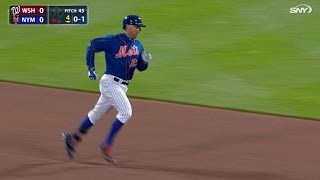 WSH@NYM: Cuddyer homers to put the Mets on the board