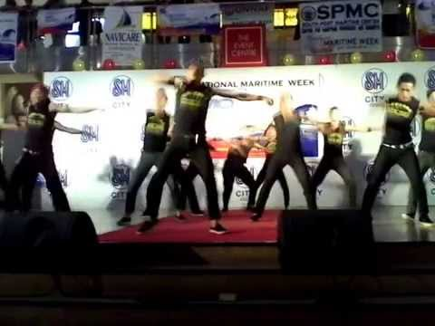 CTI dance crew Maritime Got Talent @ SM CEbu CIty