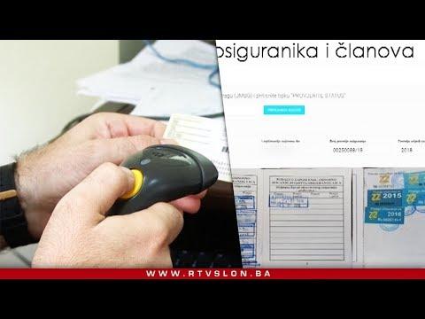 Od 1. juna počinje primjena elektronskih zdravstvenih knjižica u TK - 21.05.2018.