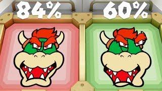 Super Mario Party - All 1v3 2v2 Minigames (All Wins)