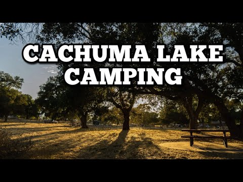 Cachuma Lake Camping | Chumash Painted Cave State Park | Knapp's Castle