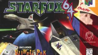 Star Fox 64 - Andross Battle (Brain)