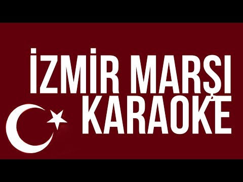 İzmir Marşı Karaoke