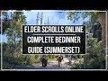 Elder Scrolls Online Complete Beginner Guide (Summerset Isles Patch)